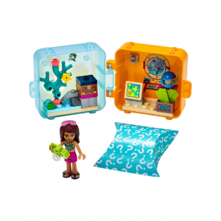 Lego Friends Andrea's Summer Play Cube 41410