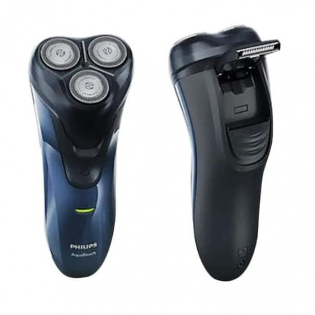 Philips AquaTouch Wet & Dry Electric Shaver (Deep sea blue) AT620