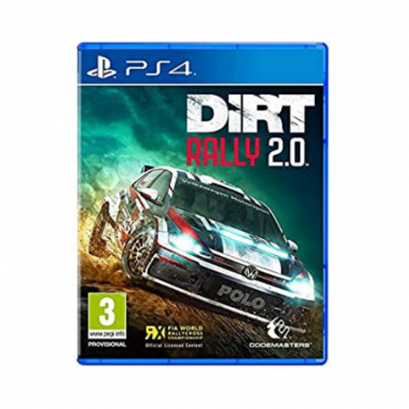 Dirt Rally 2.0 Playstation 4 PS4G DR