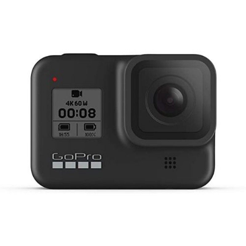 GoPro HERO8 Black Waterproof Action Camera with Touch Screen