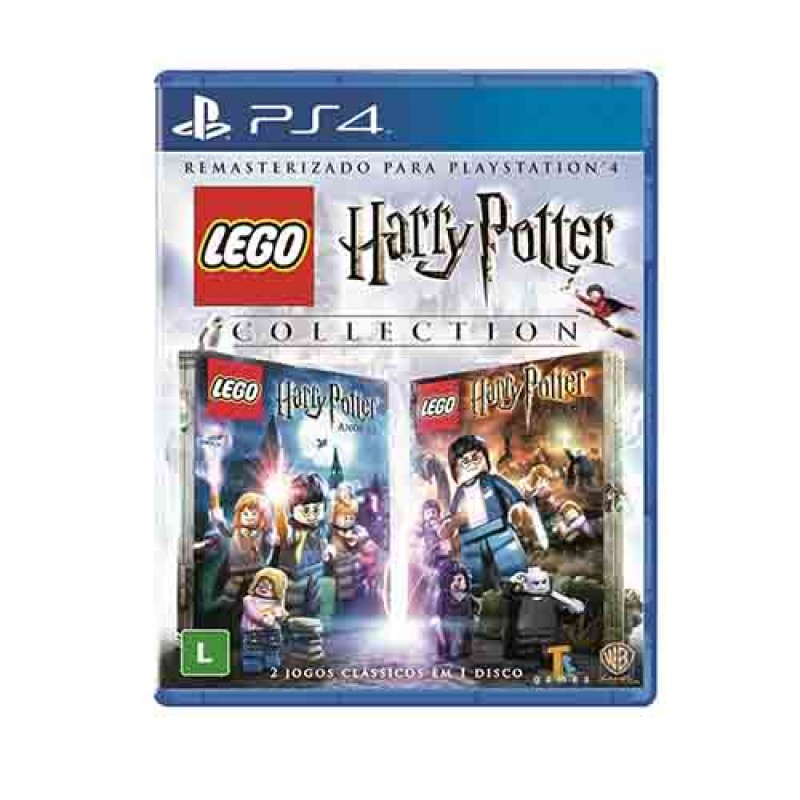 Lego Harry Potter Collection PlayStation 4 PS4GLHPC