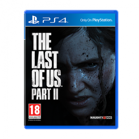 The Last of Us Part II PlayStation 4 PS4GTLOU2
