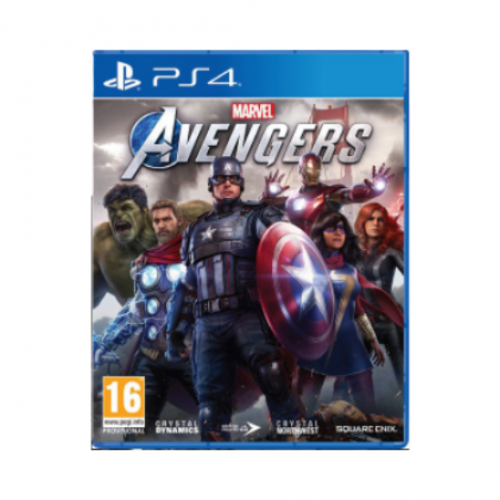PS4 - Marvel's Avengers PS4G MA