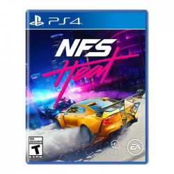 PS4 Need For Speed: Heat
