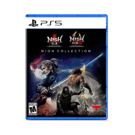 The Nioh Collection Playstation 5 PS5G NC