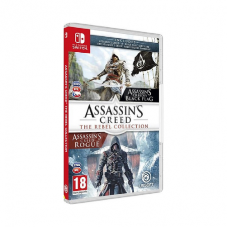 Assassin's Creed: The Rebel Collection Nintendo Switch