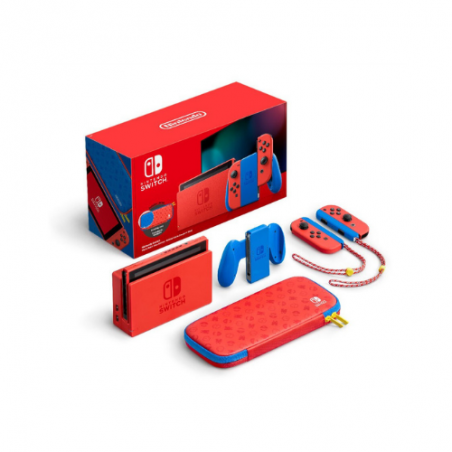 Nintendo Switch Mario Red and Blue Edition NSWITCHR