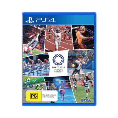 Olympic Games Tokyo 2020 Playstation 4 PS4G OGT20