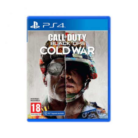 Call Of Duty: Black Ops Cold War Playstation 4 PS4GCODBOC