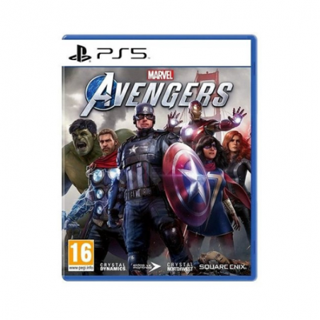 Marvel's Avengers Playstation 5 PS5G MA