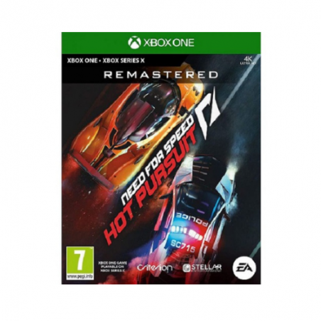 Need For Speed: Hot Pursuit Remastered XBox One XB1GNFSHP